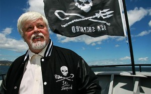 Paul Watson Sea Shepherd