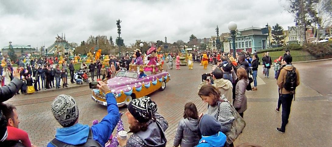 parade spring festival